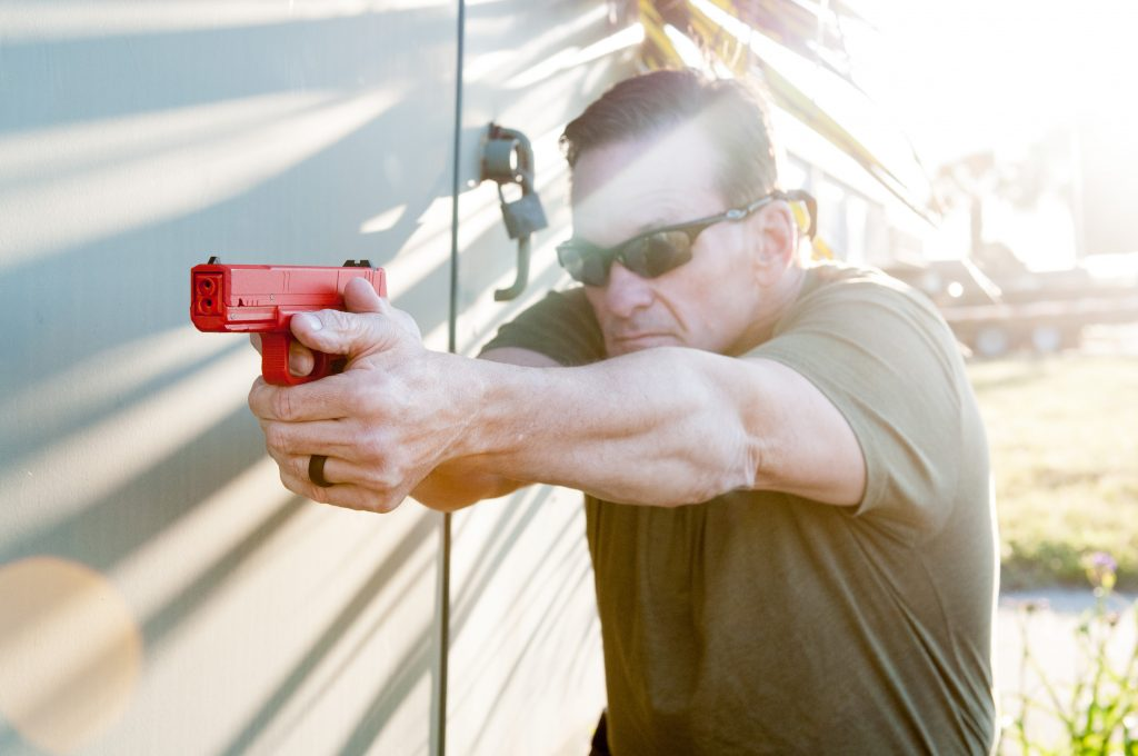 Civilian Handgun Tactics Course: Taking the Range Into Reality™ | ©2018 Charlie Moore Training - www.charliemooretraining.com