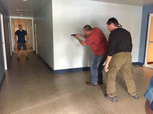 Civilian Tactical Handgun - Scenario-Based Reality Training | ©2020 Charlie Moore Training - www.charliemooretraining.com
