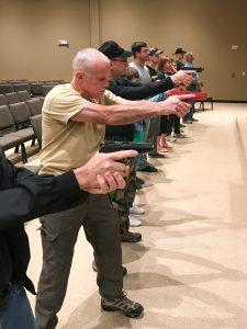 Civilian Tactical Handgun Training - The Fundamentals of Tactical Handgun | ©2020 Charlie Moore Training - www.charliemooretraining.com