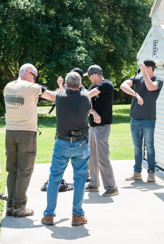 "Civilian Handgun Fundamentals Course - ""Taking the Range into Reality"" Training Series 