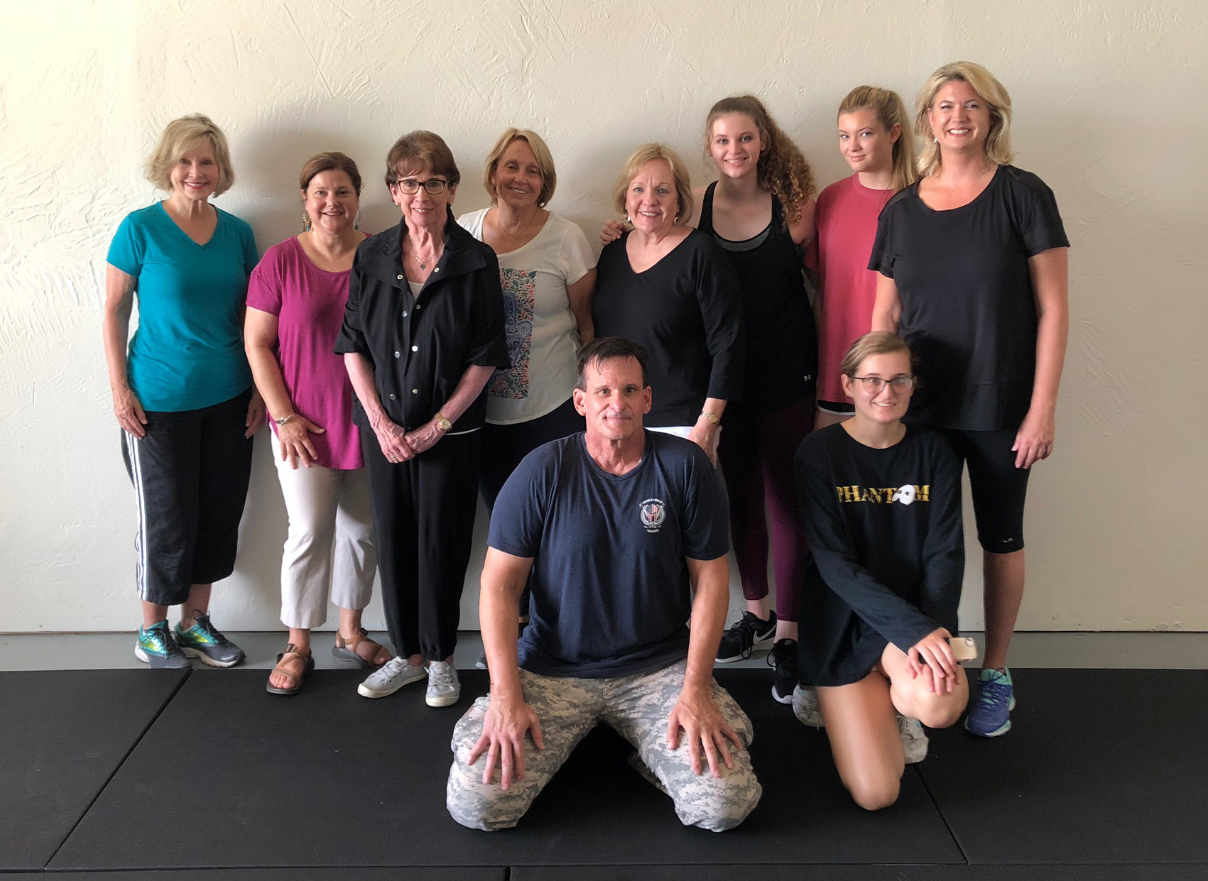 Pepper Spray Workshop - Women's Self-Defense Series | ©2018 Charlie Moore Training - www.charliemooretraining.com