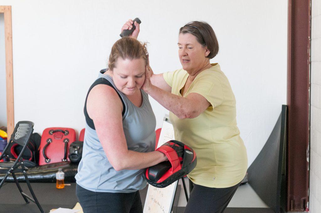 Tactical Pen Workshop 12.8.18 - Women's Self-Defense Series | © 2018 Charlie Moore Training - www.charliemooretraining.com