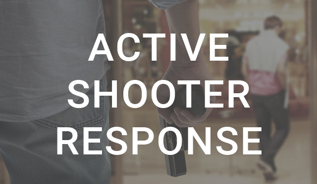 Active Shooter Response - Charlie Moore Training www.charliemooretraining.com