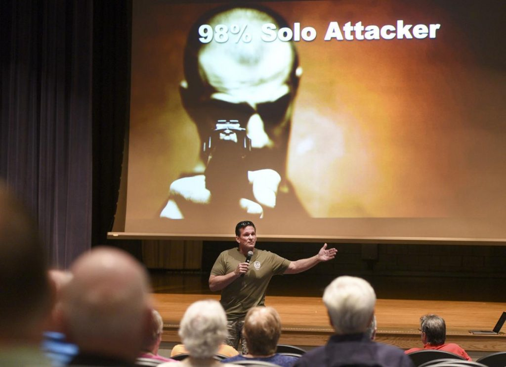 Charlie Moore Training presents 21st Century Threats: Preparing your Emergency Action Plan seminar at Blair Convention Center in Altoona, PA on September 17, 2020.